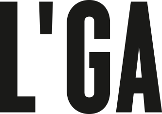 Liga: graphic design